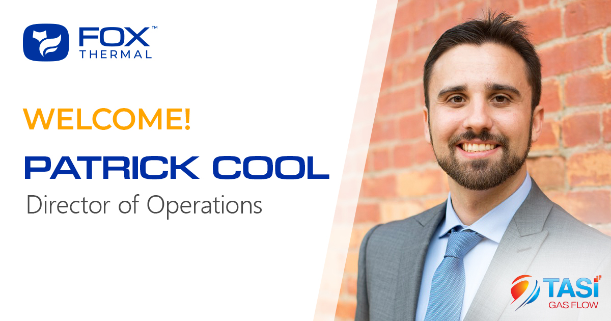 Fox Thermal Welcomes Patrick Cool as New Director of Operations