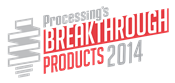 Winner of Processing's Breakthrough Products Award