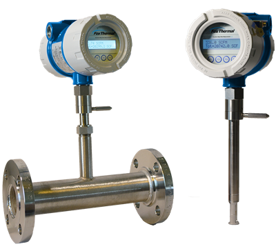 Fox Model FT4X Flow Meter