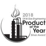 FT4X wins the 2018 O&G Engineering Product of the Year Silver Award